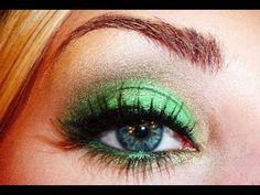 Lucky Green Makeup Tutorial