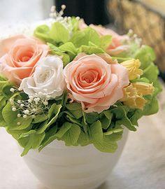 【母の日】【プレゼント】【花の贈り物】【フラワーギフト】OrangePeel/ご自宅用・敬老の日・誕生日プレゼントに。