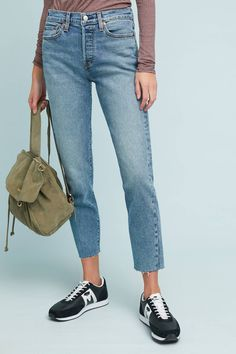 Shop the Levi's Wedgie High-Rise Straight Jeans and more Anthropologie at Anthropologie today. Read customer reviews, discover product details and more.