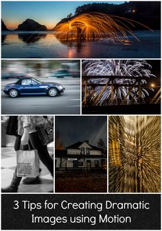 3 Tips for Creating Dramatic Images using Motion. A Post By: Darlene Hildebrandt. http://digital-photography-school.com/3-tips-creating-dramatic-images-using-motion