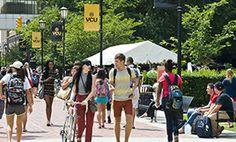 Virginia Commonwealth University —where world-class academics go far beyond the classroom.