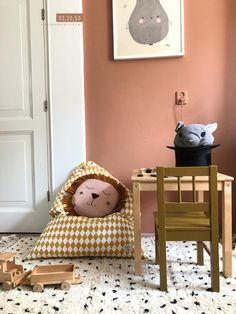 All the equipment for a cozy room! Baby Bedroom, Baby Room Decor, Nursery Decor, Baby Room Design, Kids Bedroom Furniture, Cozy Room, Kids Corner, Kids Decor, Girl Room