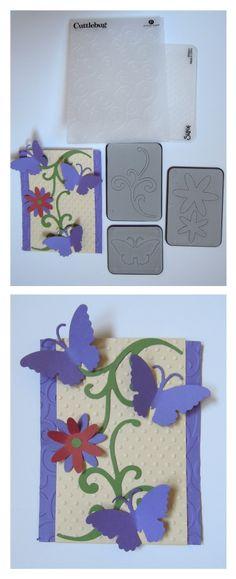 Cardmaking by Sizzix Big Shot. design by ebruulu