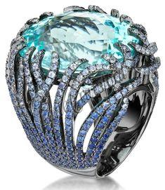 Etername Cocktail Ring