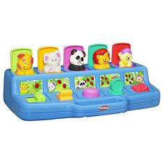 Playskool Busy Poppin' Pals REALLY want this one!