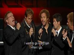 """Low Down The Chariot"" By The Gaither Vocal Band (2010)"