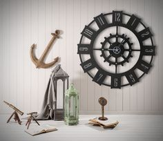 Fancy is the place for you to find amazing things curated by our global community. Metal Clock, Metal Wall Art, Wood Wall, Clock Movements, Cool Gadgets, Fancy, Decoration, Gift, Shop