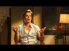 "Magic Mike XXL: Matt Bomer ""Ken"" Behind the Scenes Movie Interview - YouTube"