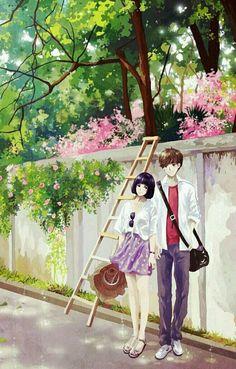 Read Couple (art) from the story stock gallery by -rkfawnn (fawnnie) with reads. Cute Couple Cartoon, Cute Love Cartoons, Cute Love Couple, Anime Love Couple, Cute Anime Couples, Sweet Couple, Manga Anime, Manga Art, Cover Wattpad