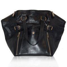 Yves Saint Laurent Black Downtown Tote  http://www.consignofthetimes.com/product_details.asp?galleryid=6094