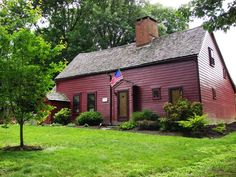 Built 1679 East Greenwich, Rhode Island