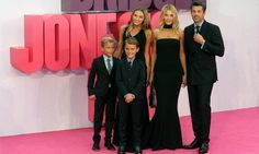 September 5: Patrick Dempsey made the Bridget Jones's Baby premiere a stylish family affair with wife Jillian and their kids Tallula, Darby and Sullivan.