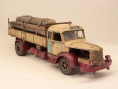 Krupp Titan - Plastic Model Kit (1/24) by Barlas Pehlivan