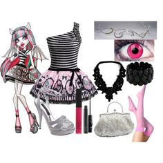 """Rochelle Goyle Fashion"" by wwegirl423 on Polyvore"
