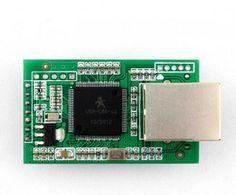 USR-TCP232-E2 Pin Type Serial UART TTL to LAN Ethernet Module---2 serial ports Q00226