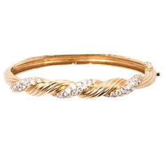 Van Cleef and Arpels Diamond Bangle