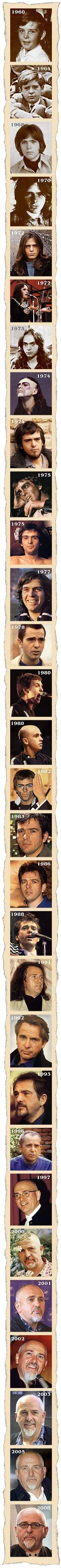 More Peter Gabriel