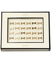 kate spade new york Bow Lovely Push Pins