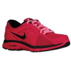 56b9e25201ce3 Nike Dual Fusion Run - Women s - Sport Fuchsia Digital Pink Black. Lady  Foot Locker ...