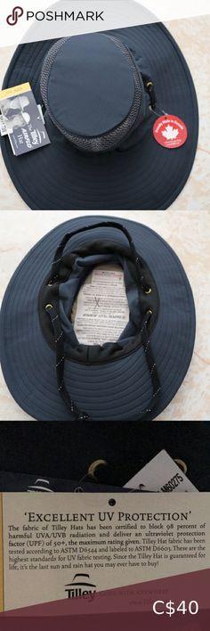 TILLEY Hat HEMP TH5 *100/% Hemp Fabric* New w//Tags