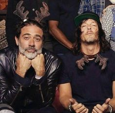 I love em so much! JDM and Norman ❤