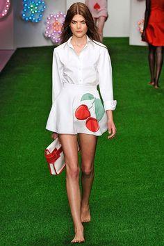 Jasper Conran Spring/Summer 2013 Ready-To-Wear   British Vogue