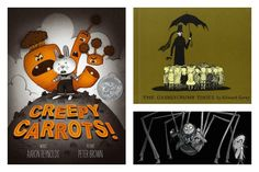 With Halloween coming up, we're sharing 6 creepy books for kids from fun and spooky to unexpectedly creepy. In fact, they'll enjoy them long past October.