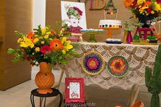 Inspire sua Festa ® | Blog Festa e Maternidade Party Fiesta, Taco Party, Festa Party, 30th Party, Grad Parties, I Party, Party Ideas, Mexican Birthday, Mexican Party