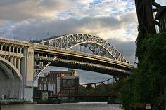 Veterans Memorial Bridge, Cleveland, Ohio