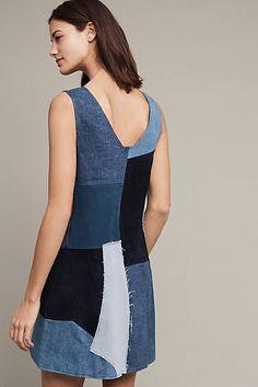 Patchwork Marten Dress