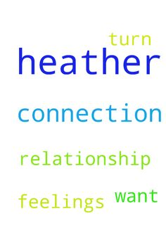 Pray that I will have a connection with Heather. I - Pray that I will have a connection with Heather. I have feelings for her and just want God turn this into a relationship Amen Posted at: https://prayerrequest.com/t/LEQ #pray #prayer #request #prayerrequest