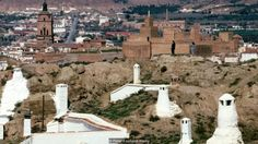 The area of Guadix is one of Europe's oldest settlements, dating back to the Stone Age (Credit: Credit: Peter Eastland/Alamy)