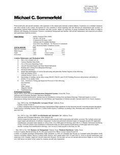 Cool Learning To Write A Great Aviation Resume Check More At Http