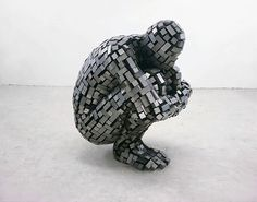 cool sculpture