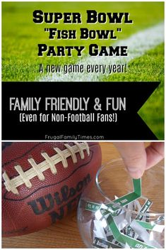 A Super Bowl Party game that s Fun for the Whole Family - Football Fans or  Not! (2019 Edition) 2d03e1a3c