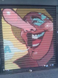 Treball del Graffiti, Filosofia.