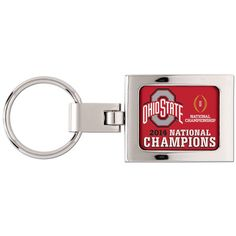 Ohio State Buckeyes 2015 College Football Playoffs National Champions Key Ring Keychain