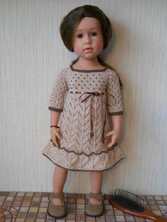 Долгожданная Шарлотт, кукольная примерочная и котики / Куклы Gotz - коллекционные и игровые Готц / Бэйбики. Куклы фото. Одежда для кукол