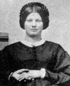 Jennie Wade, Civil War, the only known civilian killed at Gettysburg as a bullet came through a door while baking bread. hey guys lookie what I found hey jennie is that bread done yet? Women In History, History Facts, World History, History Photos, Ancient History, American Civil War, American History, Mafia, Civil War Photos