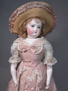 Early Fashion Child Doll