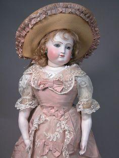 Early Fashion Child Doll