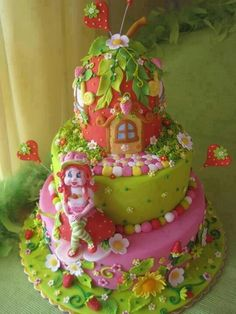 Fairy cake...yummy!