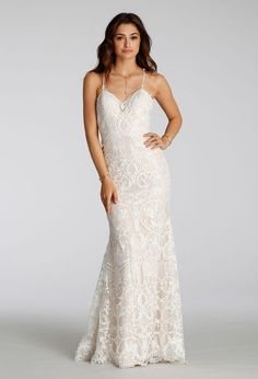 Bridal Gowns and Wedding Dresses by JLM Couture - Style 7659