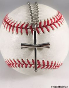 Original Baseball Cross