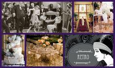 Temat: Lata 20-ste i 30-ste  Niezwykłe eventy stworzy dla Ciebie http://www.eltoursandevents.com