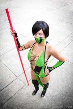 Best of Mortal Kombat Kosplay – Jade