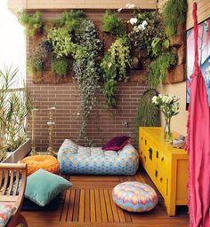 20 jolis balcons fleuris