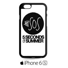 5 seconds of summer (5sos) logo iPhone 6S  Case