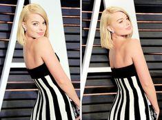 Everything Margot Robbie! | womensco: Margot Robbie attending the Vanity...