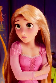 There's two things that every girl wants: Beautiful hair like Rapunzel's and a Flynn Rider of their own.